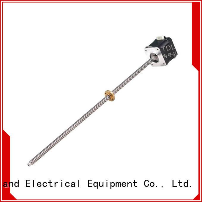 TDL best miniature linear stepper motor manufacturer for three dimensional printer