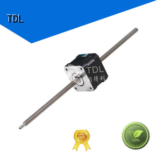brushless captive linear stepper motor wholesale for security equipment