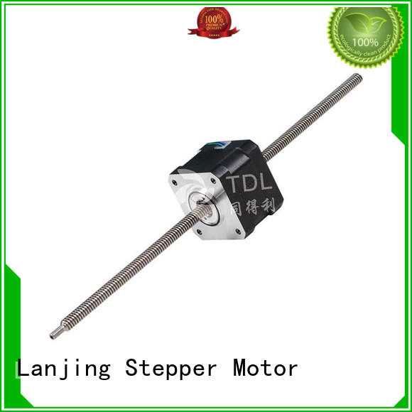 superior quality low cost linear stepper motor best for robots TDL