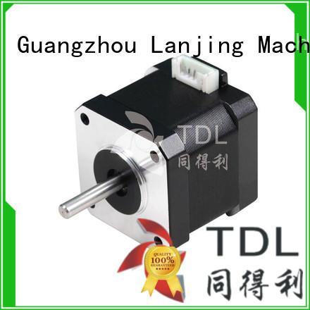 TDL practical ac stepper motor series for stage lighting