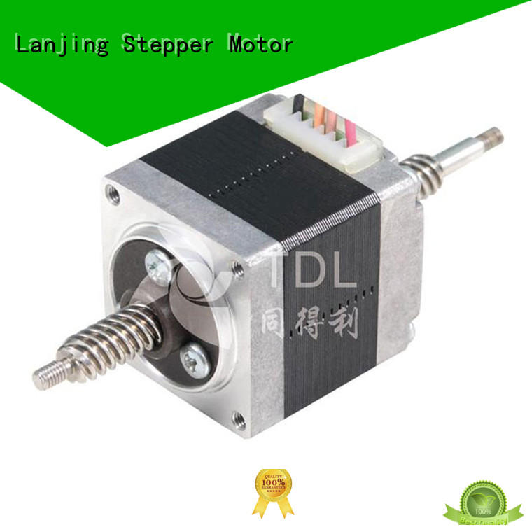 new stepper motor linear motion best for financial equipment TDL