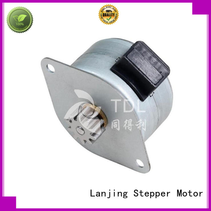 TDL high accuracy low power stepper motor superior quality for robots