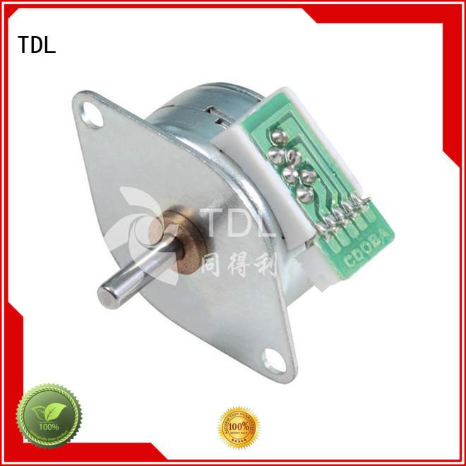 TDL 25 PM Synchronous Stepper Motor—15°