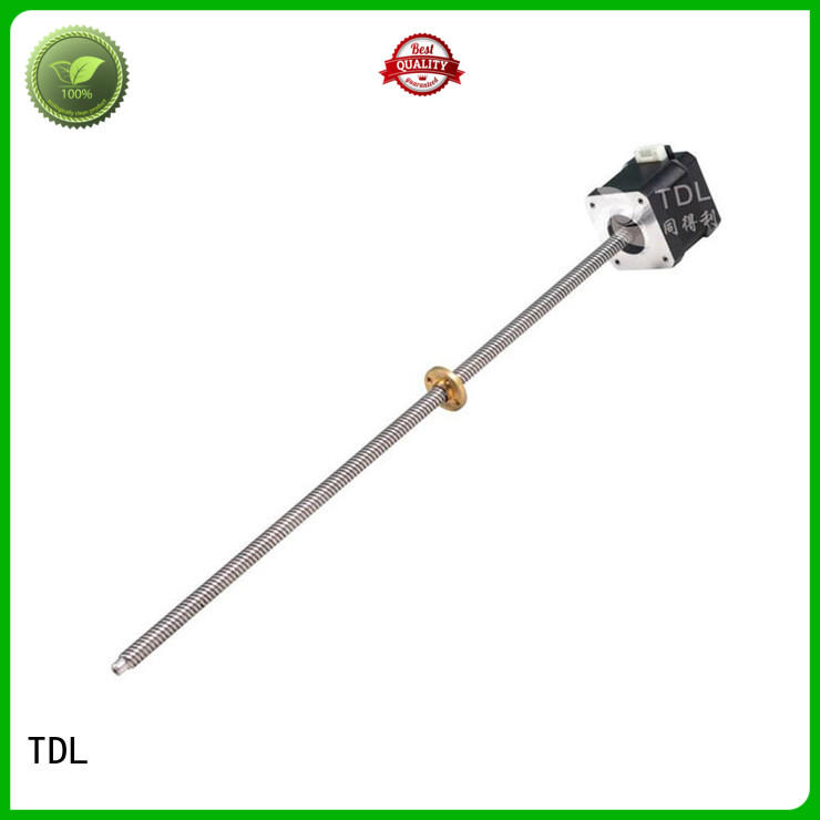 superior quality linear screw motor new for stage lighting TDL