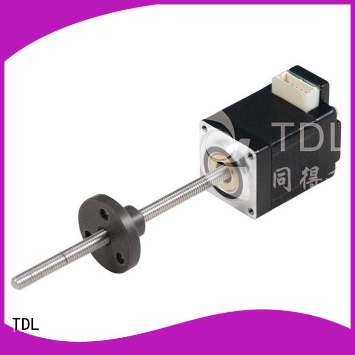 TDL efficient linear actuator motor wholesale for financial equipment