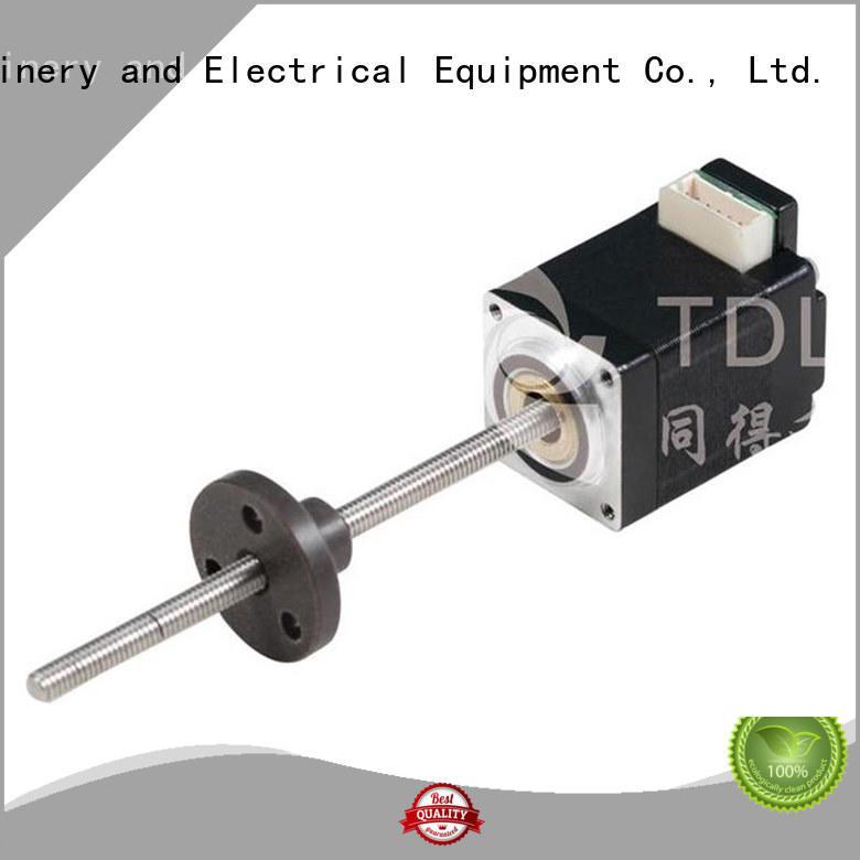 TDL hot selling hybrid linear stepper motor best manufacturer for medical equipment
