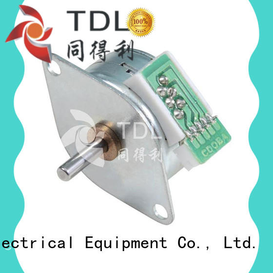 TDL electric rotating motor series for medical equipment
