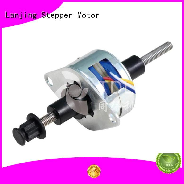 professional linear dc motor good selling for robots TDL