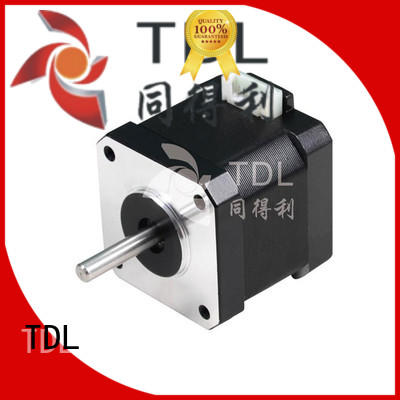 electric step motor with low noise for security equipment TDL
