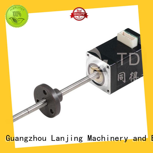 TDL deceleration hybrid linear actuator best for medical equipment