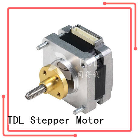 TDL reliable linear actuator motor manufacturer for medical equipment
