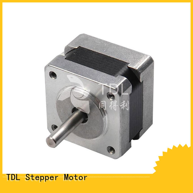 TDL brushless dual stepper motor driver supply for three dimensional printer