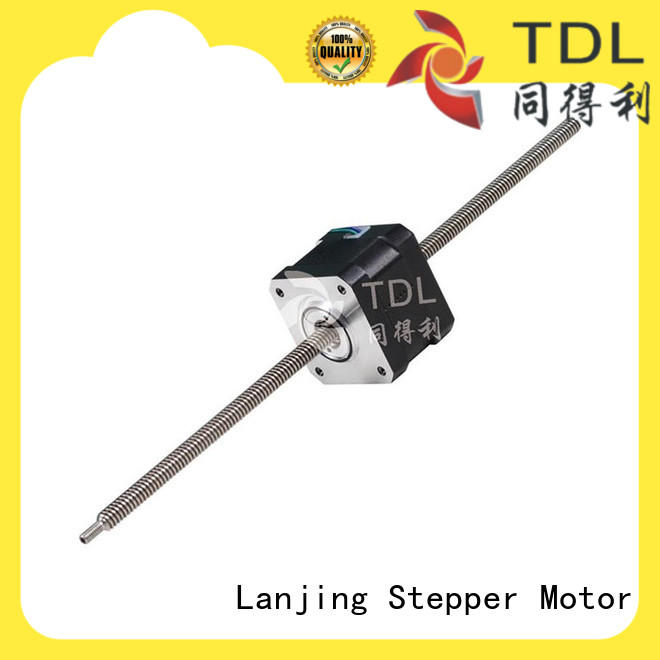 micro linear stepper motor linear manufacturer TDL