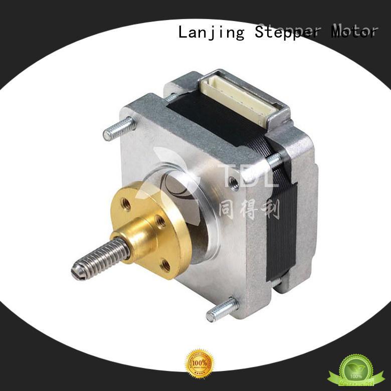 new lineer step motor manufacturer for medical equipment TDL