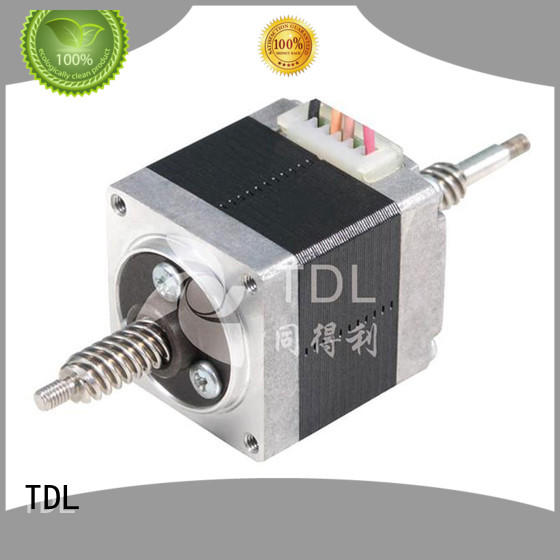 new lineer step motor best for robots TDL