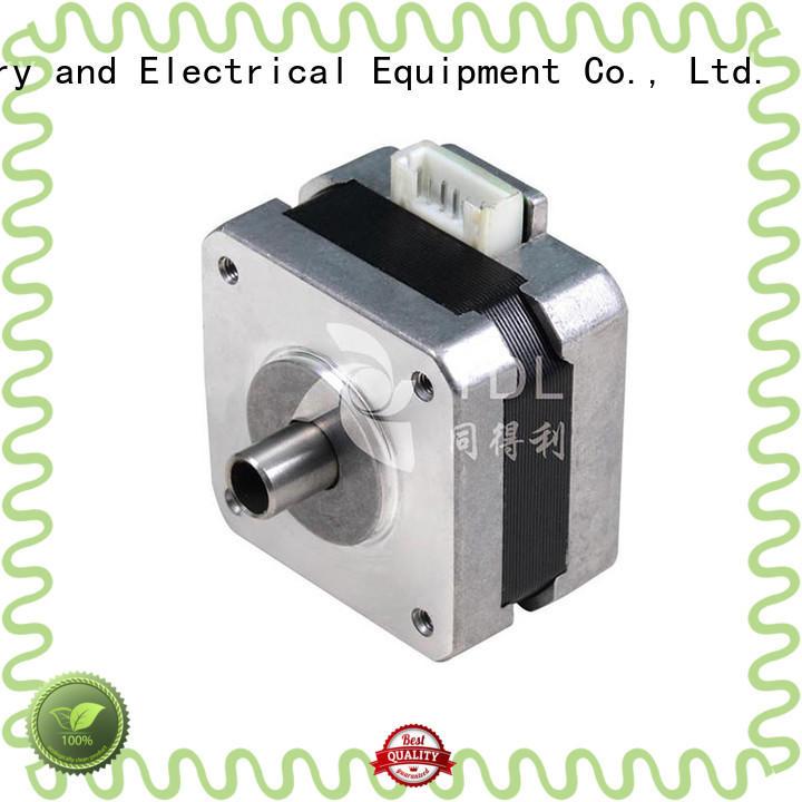 TDL step by step motor supplier for medical equipment