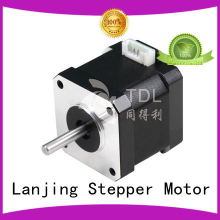 TDL deceleration step by step motor from China for security equipment