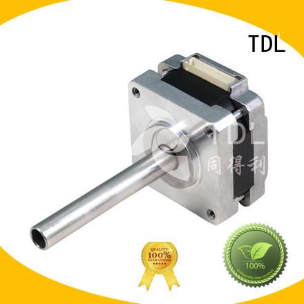 TDL 39 HB  Direct Current brushless Stepping Motor—1.8°
