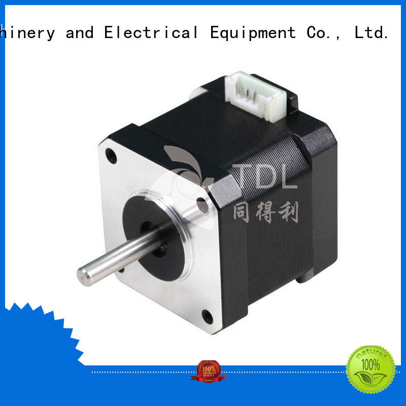 superior quality 3 phase stepper motor with low noise for security equipment