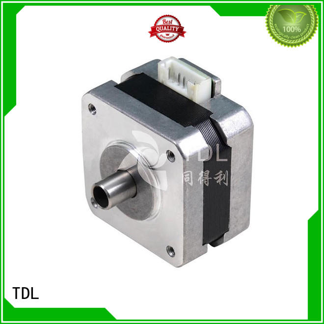 TDL best three phase stepper motor manufacturer for security equipment