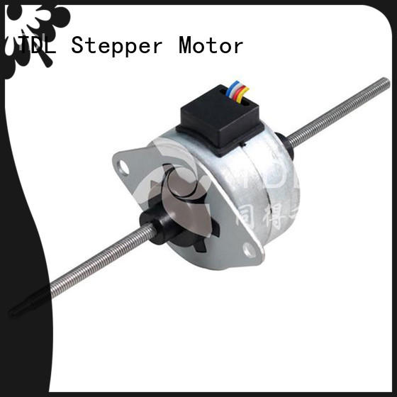TDL brushless linear motor supply for three dimensional printer