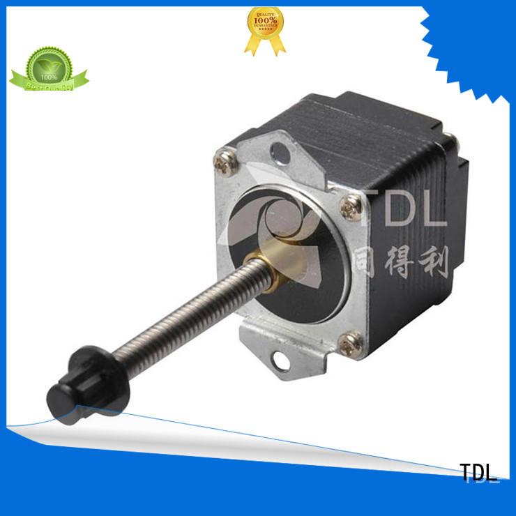 TDL 28 HB Brushless Linear Motor—1.8°