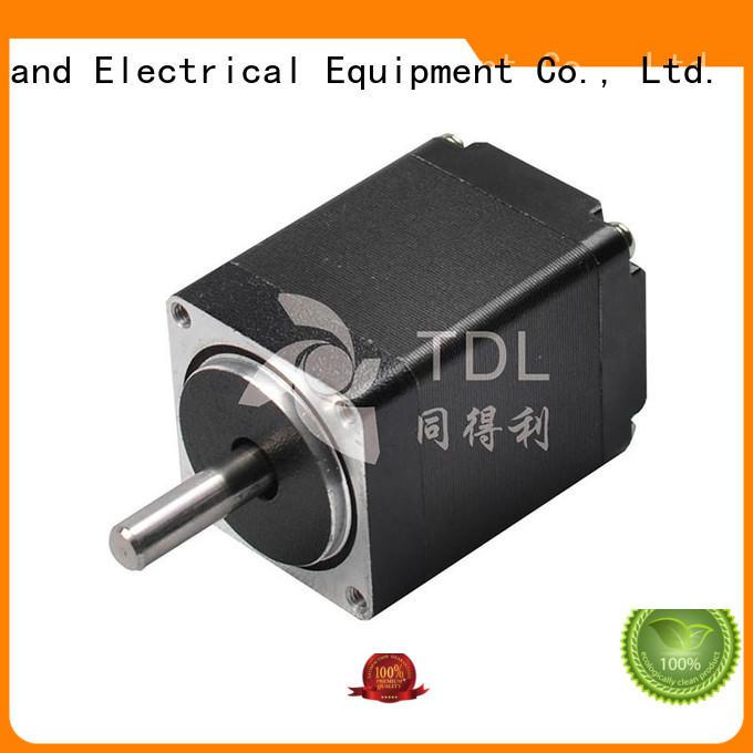 TDL brushless step motor servo motor for three dimensional printer