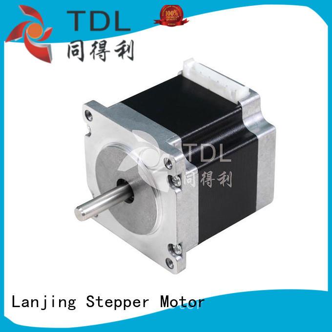 TDL direct 2 phase hybrid stepper motor for security equipment