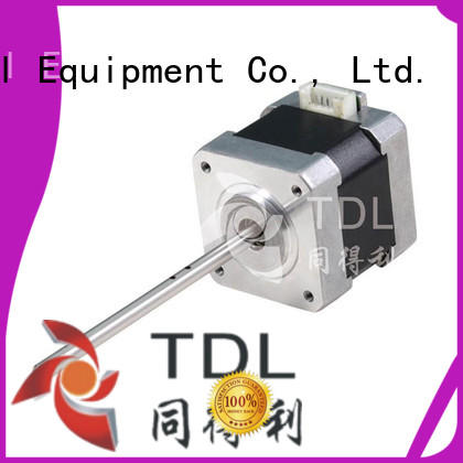quality step up motor with low noise for robots