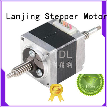 TDL reliable servo motor linear actuator from China for robots