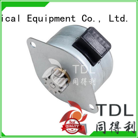 small permanent stepper motor supply for stage lighting