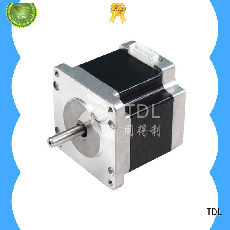 deceleration stepper motor model manufacturer for stage lighting TDL