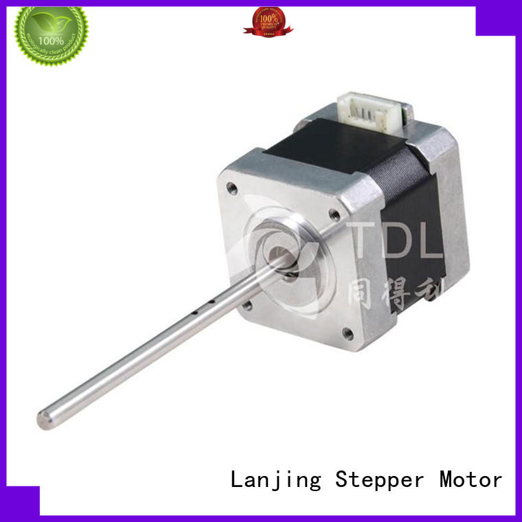 hb stepper motor resonance motor for