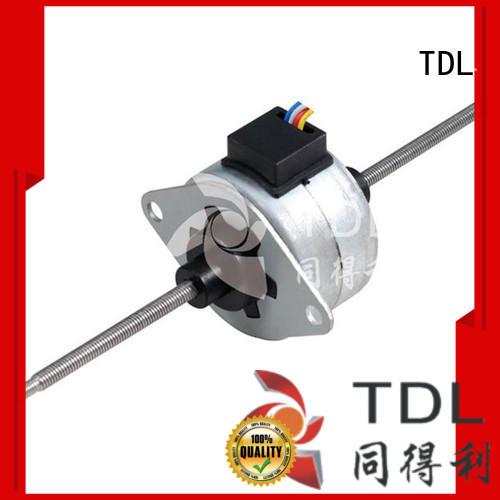 TDL efficient motor linear manufacturer for medical equipment