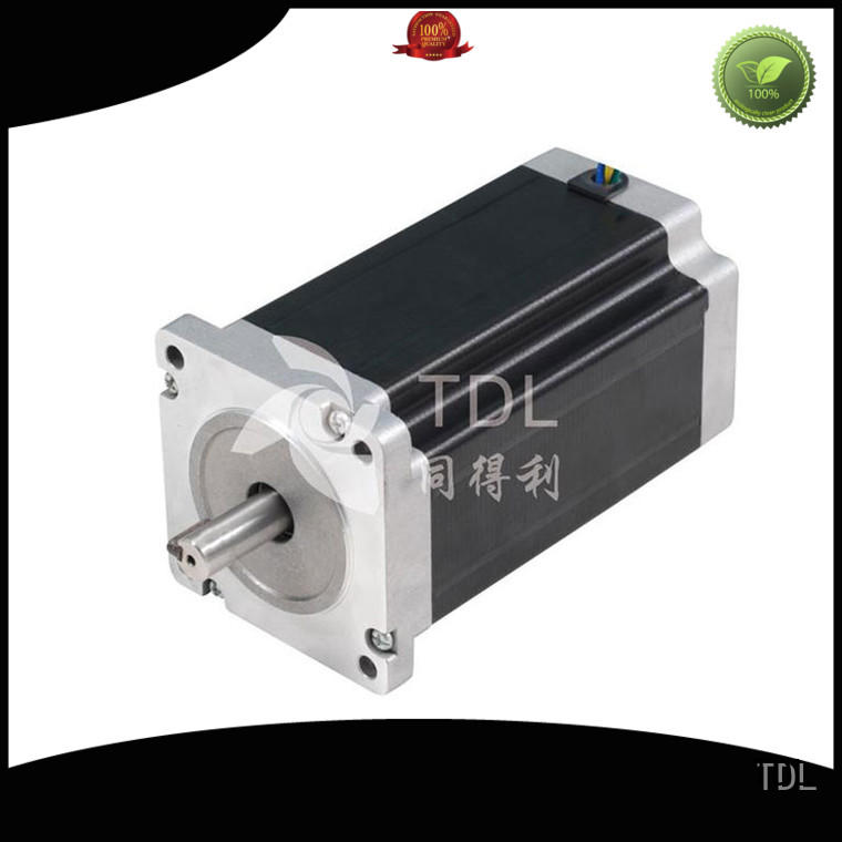 TDL step by step motor with low noise for stage lighting