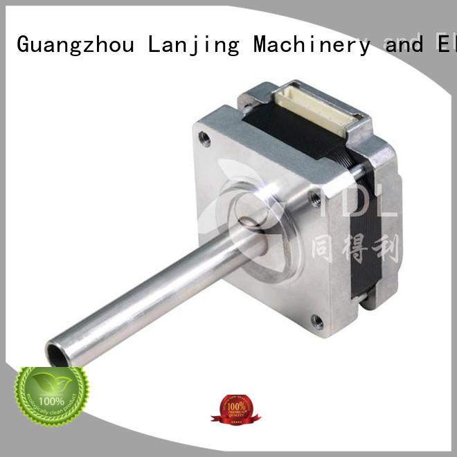 TDL deceleration large stepper motor directly sale for business