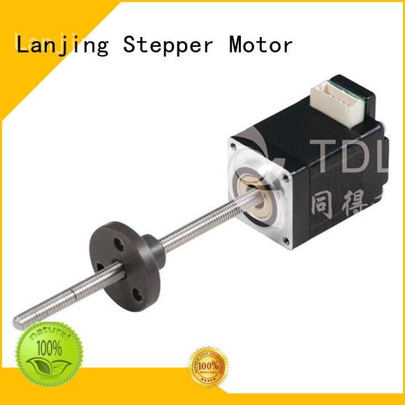 34.3mm linear 0.25Nm hybrid linear motor TDL Brand