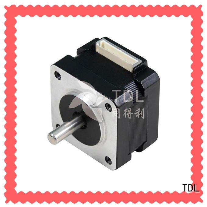 TDL step motor servo motor best supplier for robots