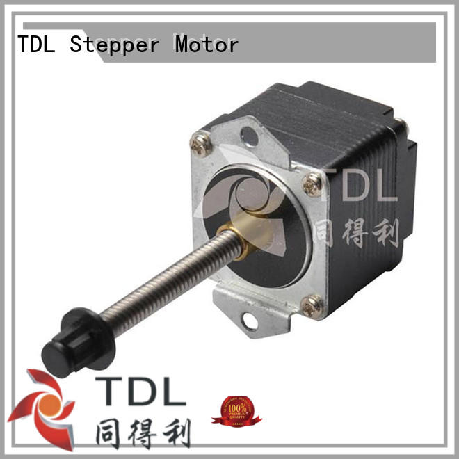 practical stepper motor linear actuator manufacturer for robots