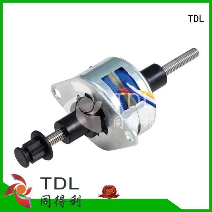 TDL 25 PM Direct Current Linear Motor—15°