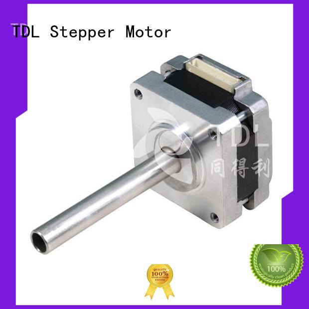 TDL electric stepper motor directly sale for medical equipment