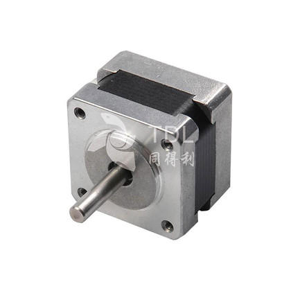 brushless two phase hybrid stepper motor with low noise for medical equipment