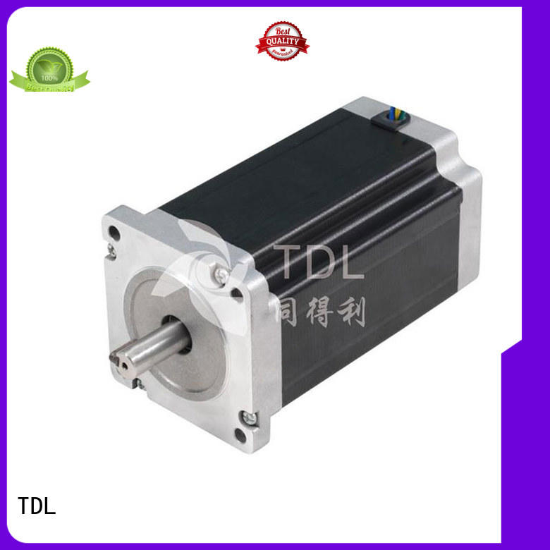 direct three phase stepper motor with low noise for robots TDL