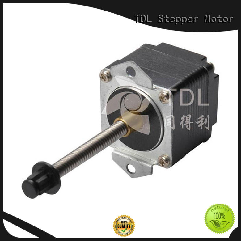 TDL brushless linear actuator motor wholesale for robots