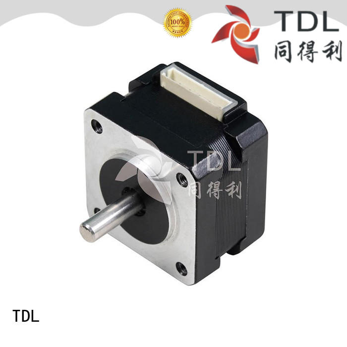 2 phase hybrid stepper motor best for robots TDL