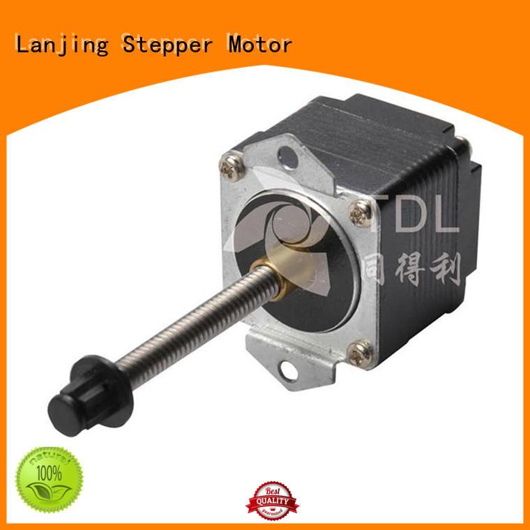 deceleration stepper motor linear actuator supplier for stage lighting