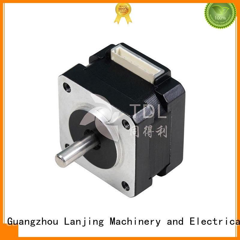 TDL brushless hybrid servo motor for medical equipment
