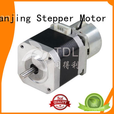 TDL best servo motor stepper motor with low noise for three dimensional printer