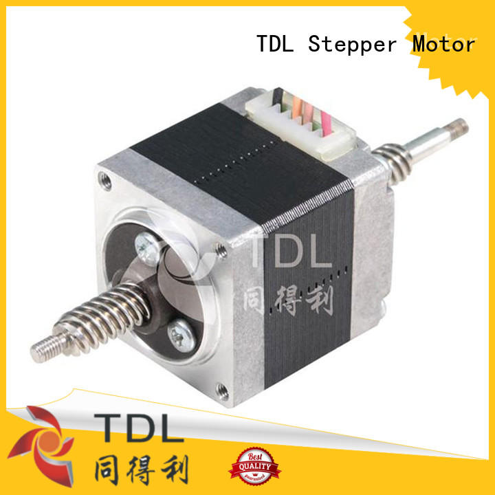 TDL reliable micro linear stepper motor series for medical equipment