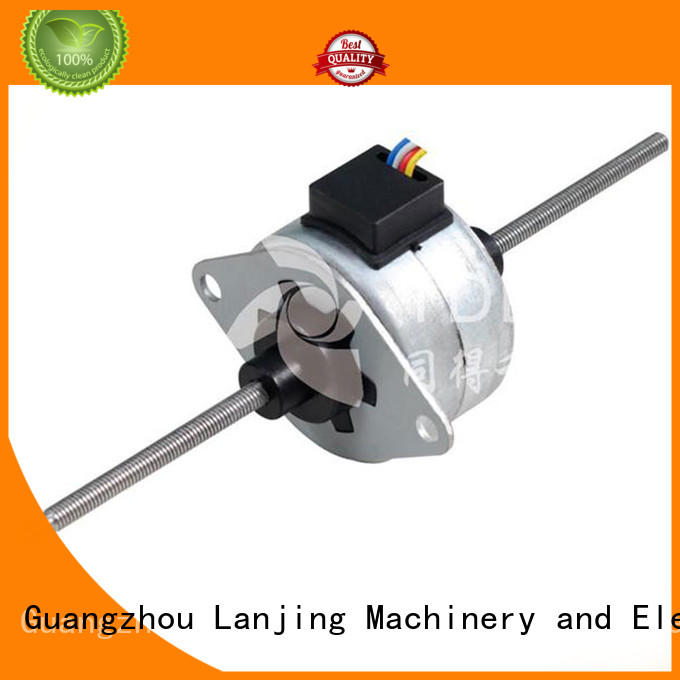 professional high speed linear motor efficient for medical equipment TDL